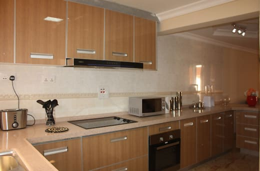 Fully furnished apartments available for short and long term lease