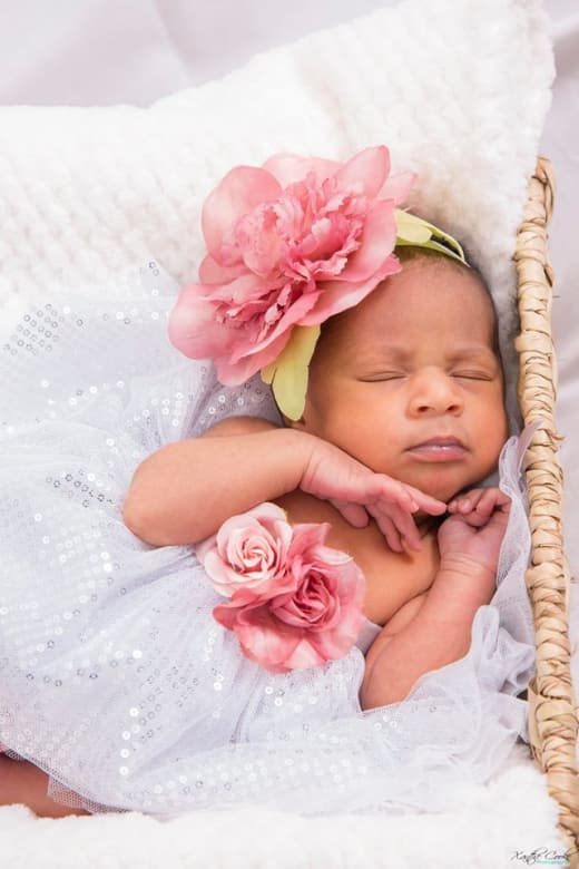 Newborn photography services