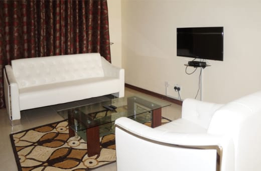 Fully furnished apartments