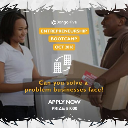 Business-to-business applications open for BongoHive's Entrepreneurship Bootcamp