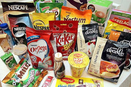 Imports quality brands such as Nestlé and Tiger Brands