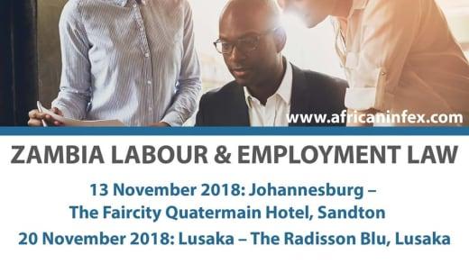 Zambia Labour and Employment Law Masterclass