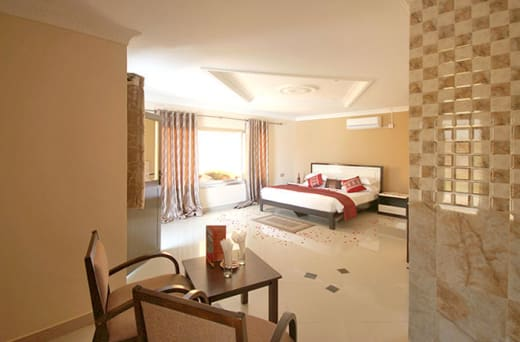 Self-catering facilities in most rooms