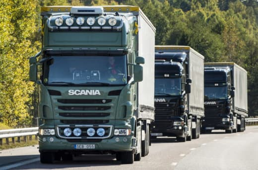 Efficient tracking system ensures effective monitoring of cargo in transit