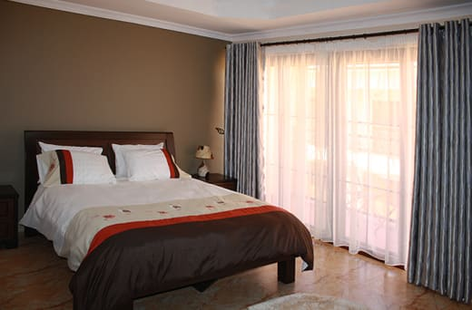 Comfortable accommodation with a choice of 1 or 2 bedrooms