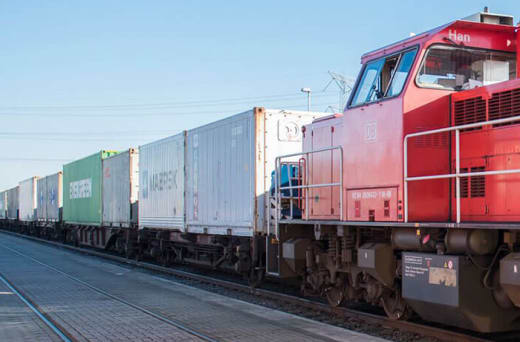 Rail freight services anywhere in the SADC region