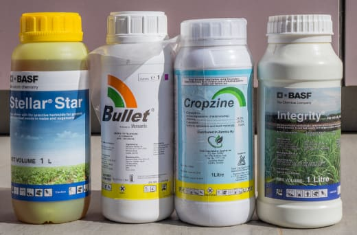 Agrochemicals for soybean, maize, wheat, vegetable and crops