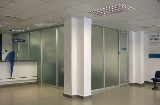 Experts in installation and refurbishment of aluminium windows and doors