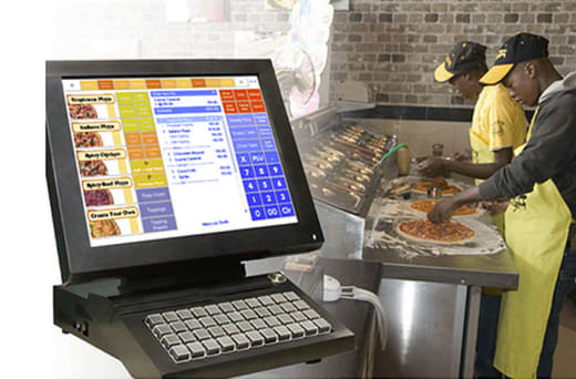 Sign a service agreement with Elitepos and you would be paying on a monthly basis
