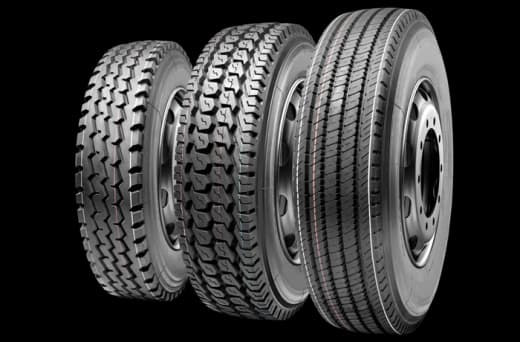 Quality Chinese and Japanese radial (TBR) tyres for trucks