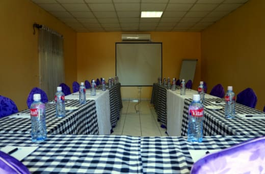 Wide selection of corporate functions