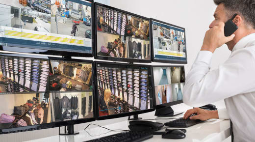 Design and implementation of technological security solutions