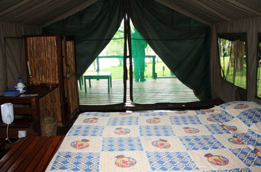Mukuyu Camp – for ultimate luxury and exclusivity