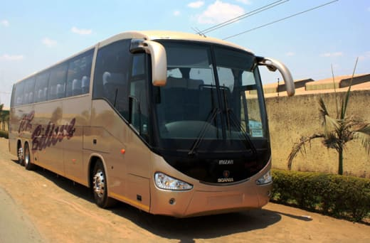 Well established and professionally run coach company in Zambia