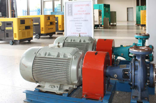 Arranges installation and commissioning of equipment
