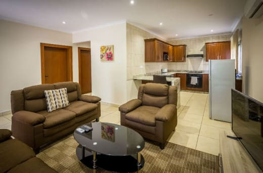 Choose from the modern or ethnic 2 bedroom apartments