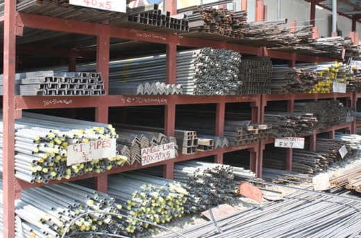 Durable steel products at economic prices