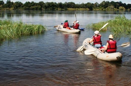 Discover the amazing Upper Zambezi River