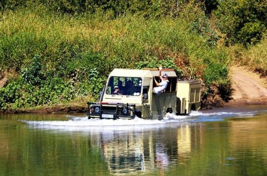 Quality mobile safaris