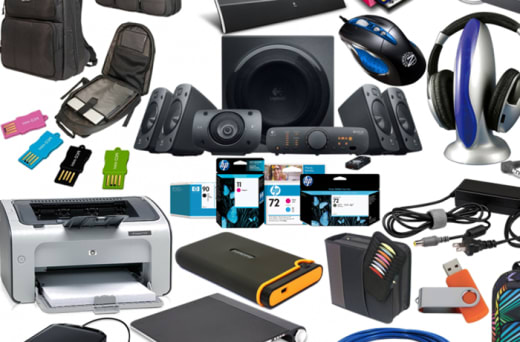 Products that enhance the computing experience