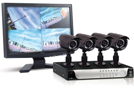 Look out for your company with CCTV