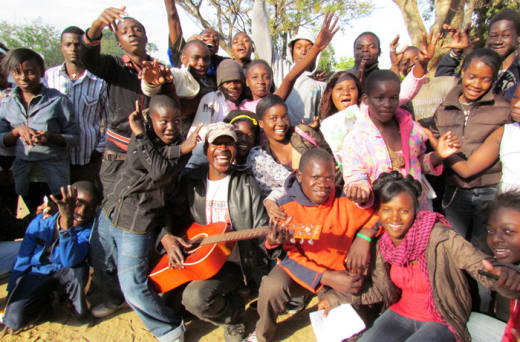Offering vulnerable children an opportunity to have their voices heard