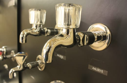 Bathroom accessories from well known brands