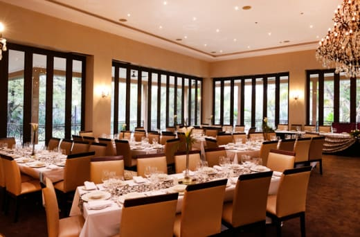 Experience the ambiance of a world class venue for your big day