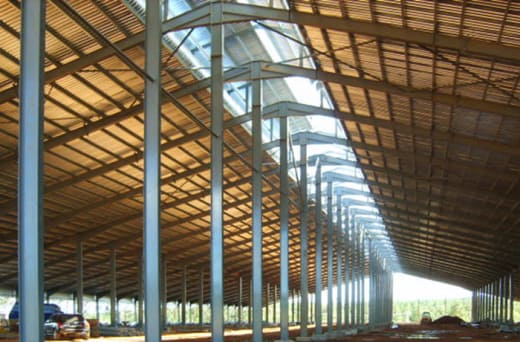 Structural and industrial steel