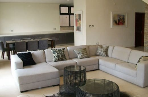 Private living area ideal for families or groups