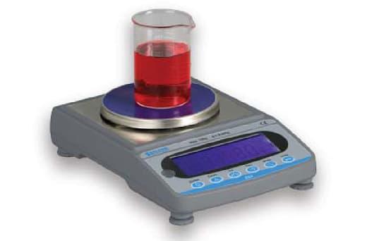 A range of measurement equipment