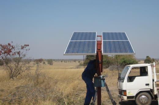 Design, installation and maintenance of renewable energy equipment