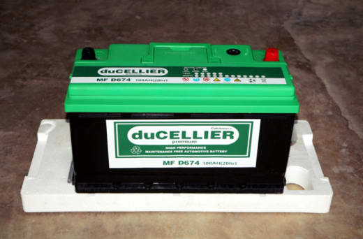 Battery brands: duCELLIER, Battery King and Premium Start