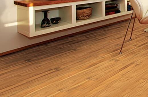 Wood and vinyl flooring - add beauty, warmth and value to your home