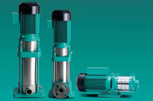 Low maintenance pumps and motors