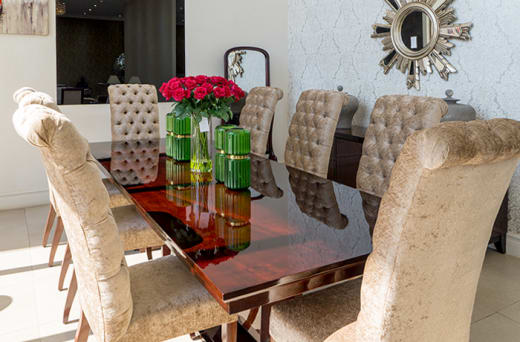 Furnishings and home décor accessories
