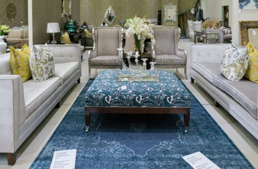 Unique styles, colours and sizes of furniture for varied homes and businesses