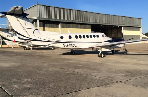 Licensed air charter company offering non-scheduled passenger and cargo flights