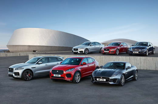 Wide variety of premium Jaguar and Land Rover vehicles