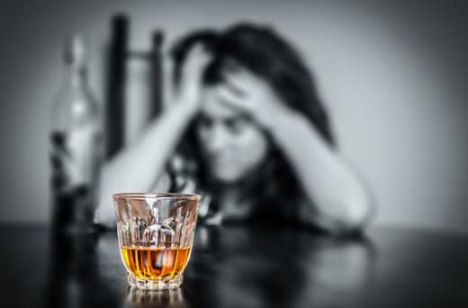 Overcome alcohol abuse