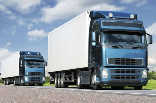 Haulage and logistics for dry cargo for the mining and construction sector