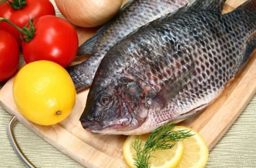 Get some fresh fish and make yourself a great meal