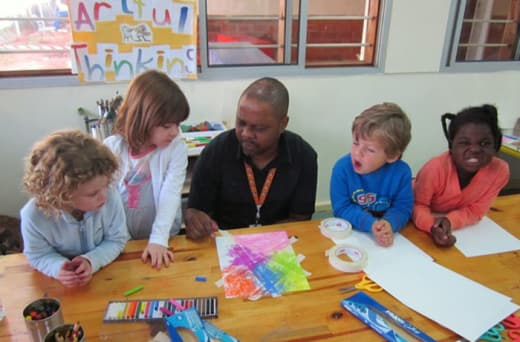 Primary Years Programme for children from pre-school to grade five