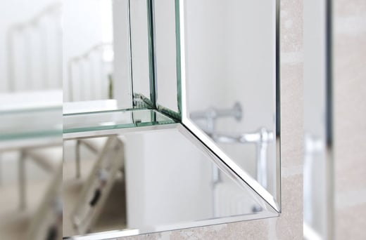 Fabricate glass and mirrors according to customer's specification
