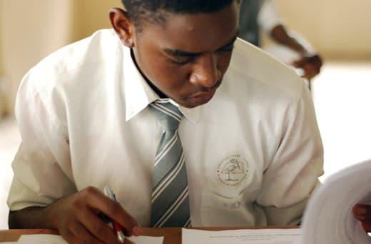 Examination centre for Grade 9 and Grade 12