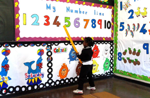 Quality pre-school education for your little one