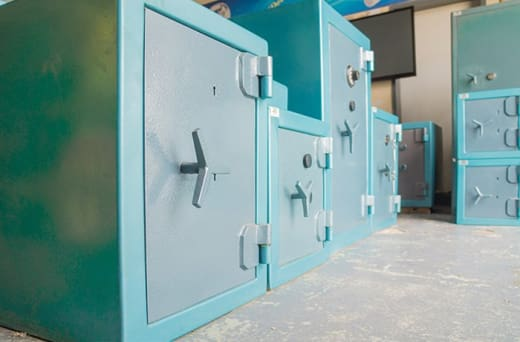 Safes made to offer the utmost in performance and protection