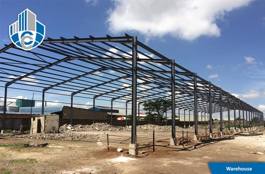Quality prefabricated steel products available