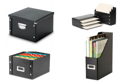 Capacity to meet small or large office supply demands
