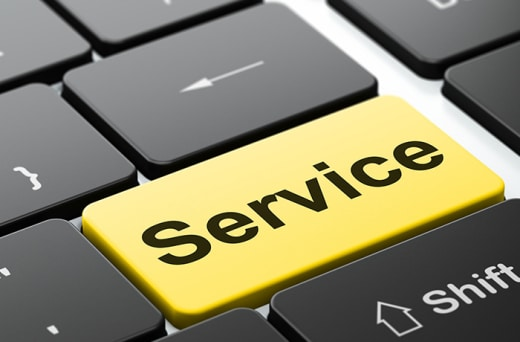Quality support services at competitive rates